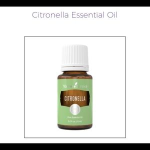 Young Living Citronella Essential Oil NEW 15 ml